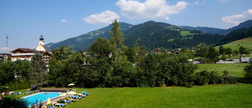 Hotel Tyrol, Söll, Austria - View from hotel.jpg
